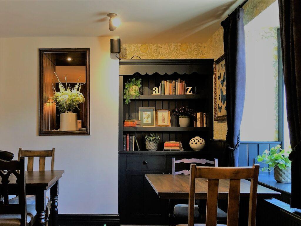 Birley Arms Hotel Warton pub and restaurant interior