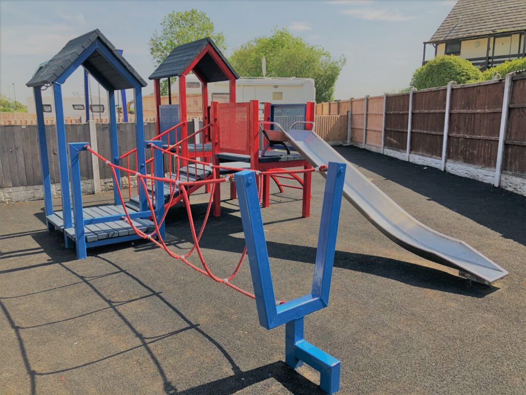 Birley Arms Hotel Warton children's play area