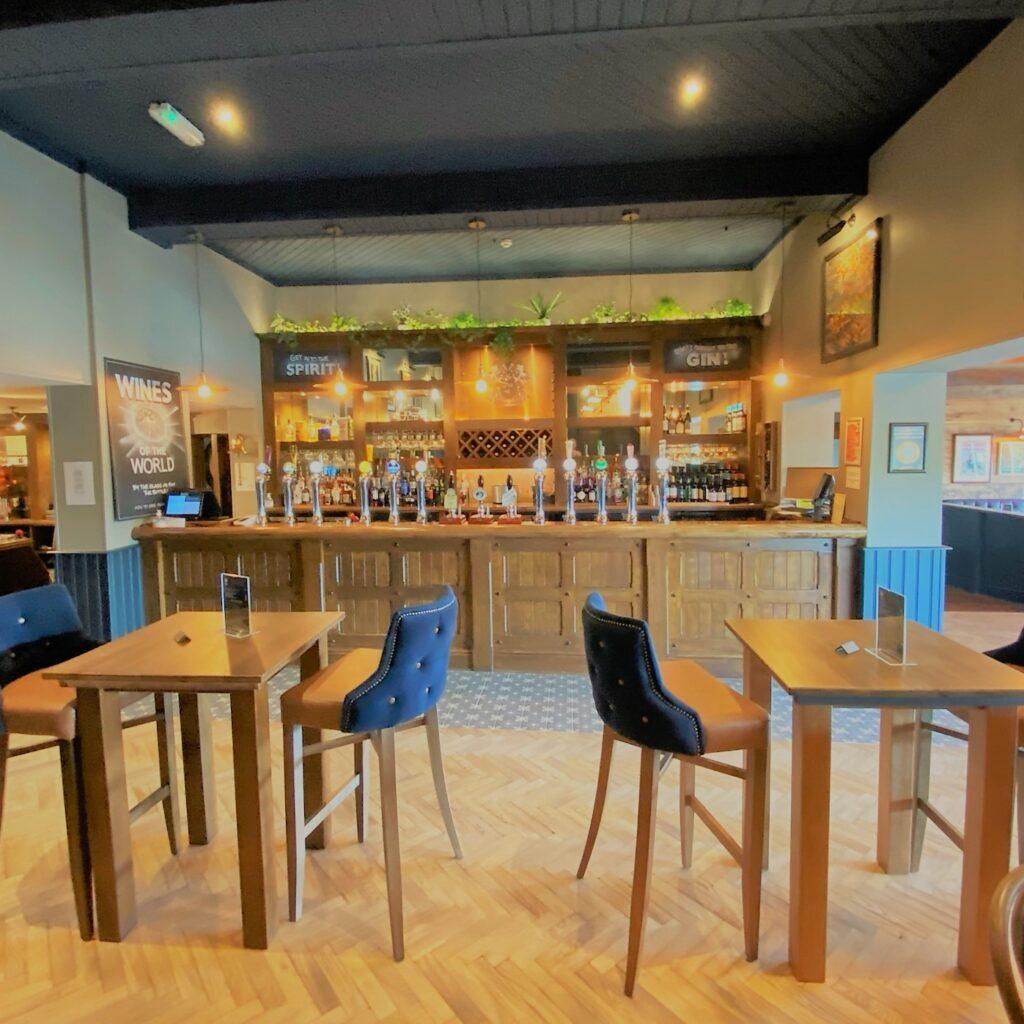 Birley Arms Hotel Warton pub bar